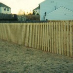 ShadowBox Fence